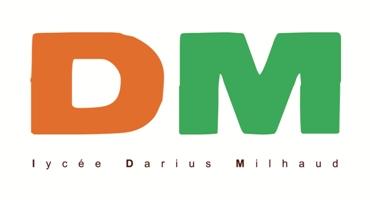 logo lycée Darius Milhaud