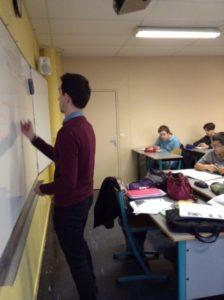 Expérience transdisciplinaire en 211 Anglais/SVT photo 3