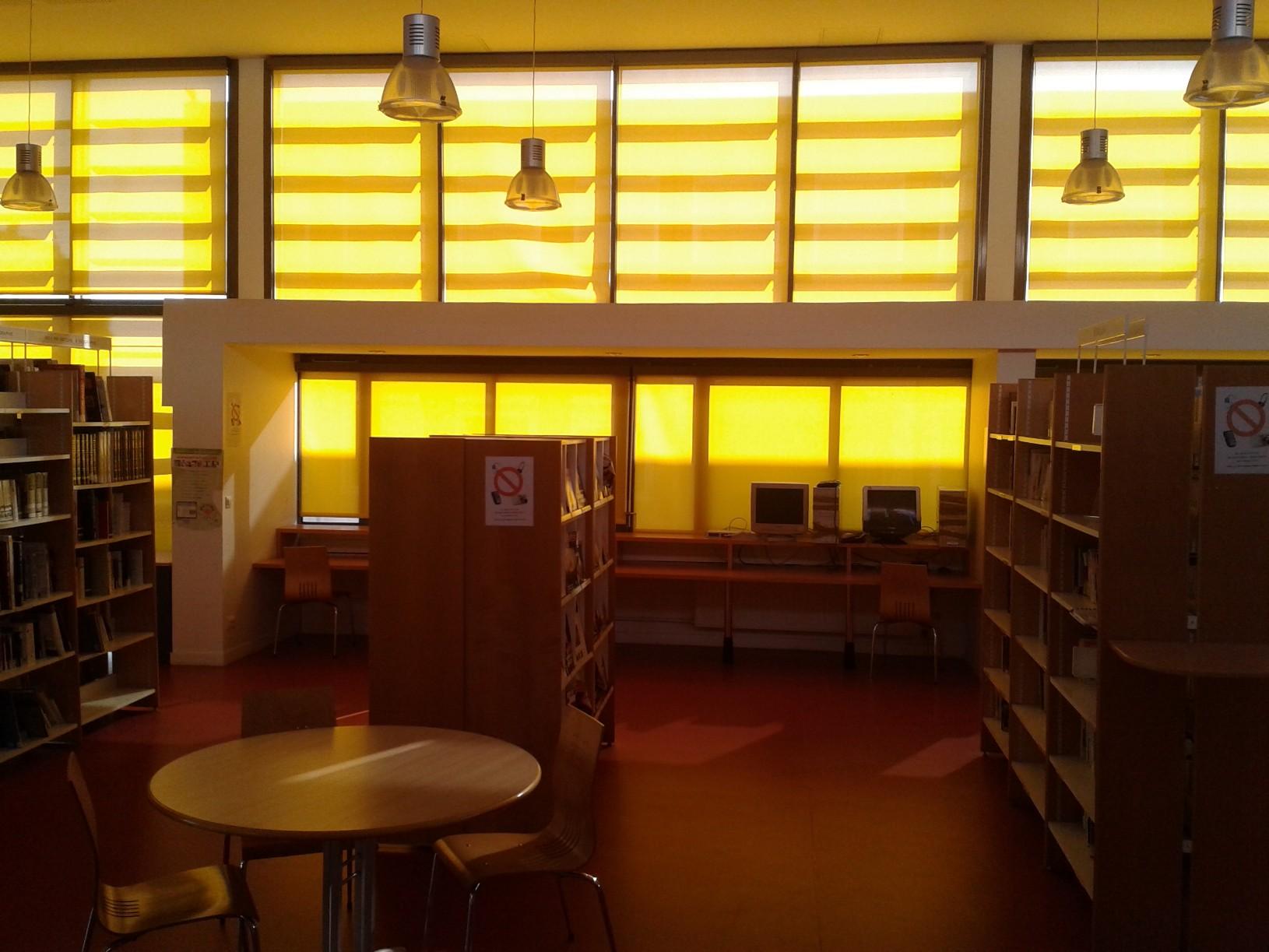 CDI lycée Darius Milhaud