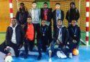 Notre équipe de cadets en Futsal est championne du Val-de-Marne !