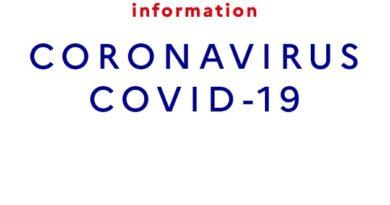 Information académique sur l'épidémie de COVID-19