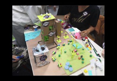 Des élèves de 101 et 204 à l'Epitech pour un Hackathon