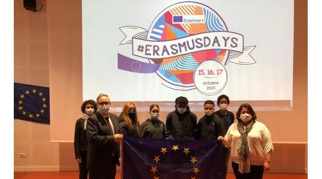 RETOUR SUR LES #ERASMUSDAYS 2020